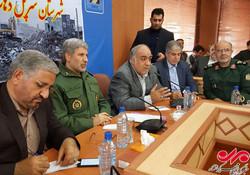 سپاه، قرارگاه خاتم و ارتش نبود۱۰۰۰ نفر به تلفات زلزله اضافه می شد