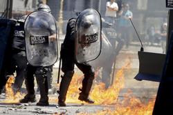 ارجنٹائن میں پولیس اور مظاہرین میں جھڑپیں