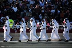 """""""Katar Milli Günü""""nden kareler"""