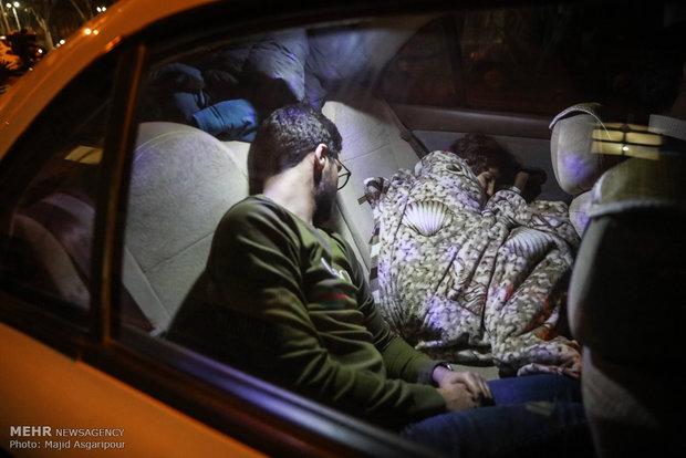 تهران پس از زلزله