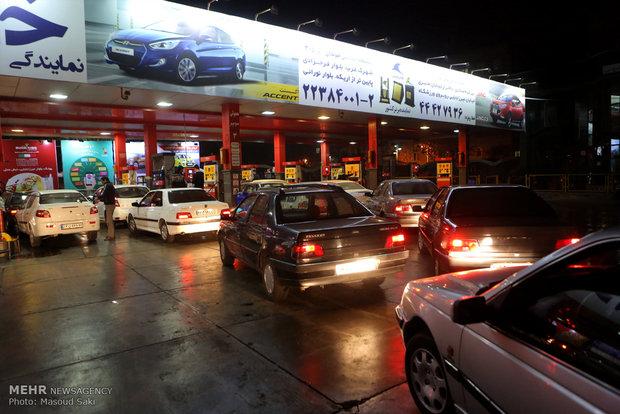 5.2'luk deprem sonrası Tahran'dan kareler