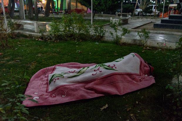 زلزله - عارف فتحی  -شهریار و ملارد