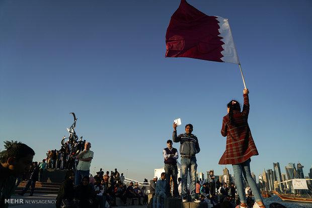 مراسم روز ملی قطر
