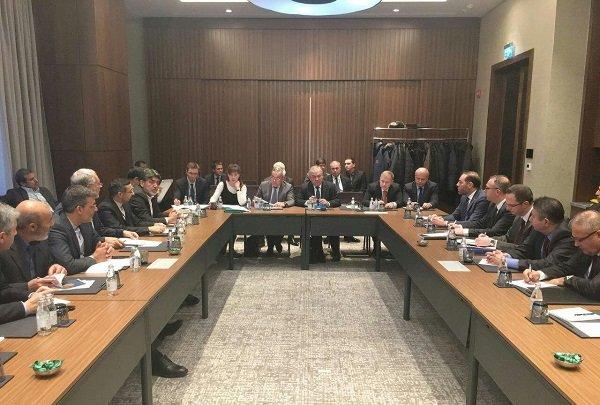 Iran, Turkey, Russia talk to finalize 3 important documents