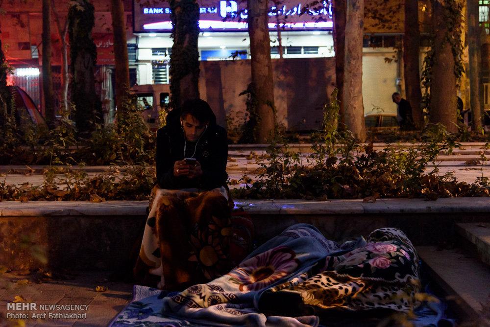حضور مردم شهریار و ملارد در سطح شهر