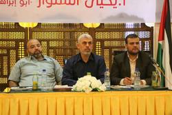 حماس: ما ينتظر القضية الفلسطينية خطير وسليماني لم يشترط على المقاومة