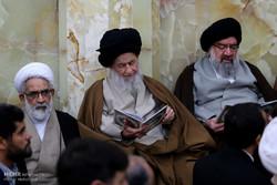 مراسم بزرگداشت آیت الله حائری شیرازی در قم