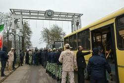 Azerbaijan extradites 26 Iranian inmates