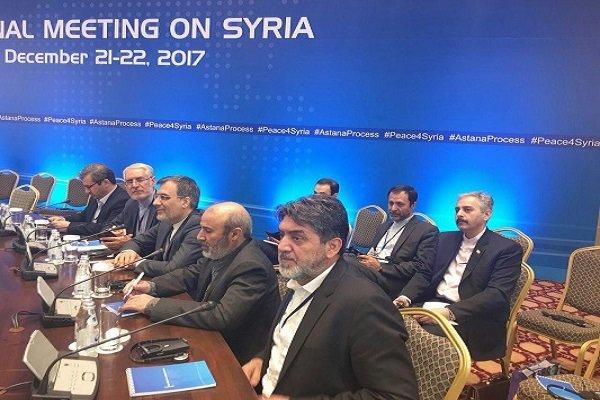 إيران وروسيا وتركيا يؤكدون على ضرورة التعاون للقضاء على تنظيم داعش وجبهة النصرة نهائيا
