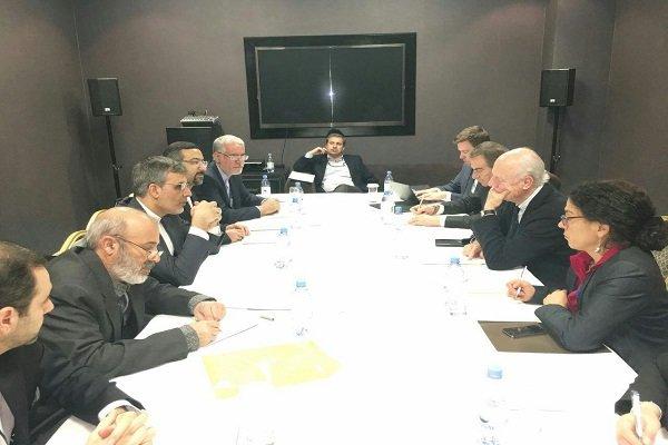 Astana hosts eighth round of talks on Syria's war