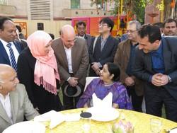 Tehran-New Delhi ties rapidly expanding