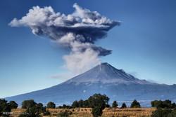 فعالیت های آتشفشانی در سال 2017