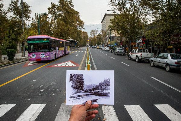 قضاء اجمل الاوقات في العاصمة طهران