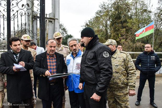 Prisoner transfer from Azerbaijan Republic to Iran