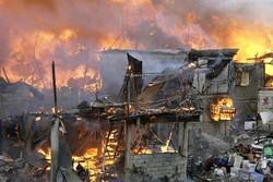 فلپائن شاپنگ سینٹر میں آتشزدگی سے 40 افراد ہلاک