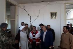 حجم خسارت زلزله در کوهبنان بسیار بالاست/لزوم اقدام فوری مسئولان