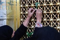شیعیان فرانسه به حرم امام رضا(ع)مشرف شدند