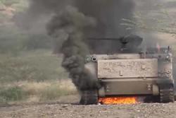 تانک های سعودی
