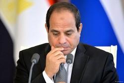 انتقاد السیسی از دیده نشدن اقدامات امنیتی قاهره در سیناء