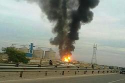 خسارت به ۶ واحد تولیدی و صنعتی در حادثه انفجار مخزن گاز در دزفول
