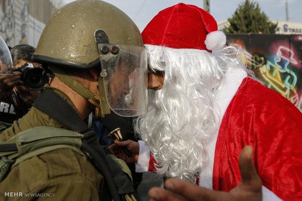 ادامه اعتراضات به تصمیم ترامپ در کرانه باختری