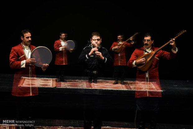 جشنواره موسیقی نواحی ایران آبان ماه در کرمان برگزار میشود