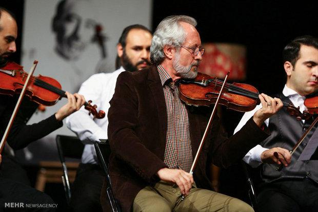 برگزاری نخستین جشن ویولن در برج آزادی تهران