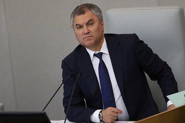 Russian Duma speaker to visit Tehran in April