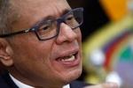 معاون رئیس جمهور اکوادور به ۶ سال زندان محکوم شد