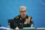 Iran military chief of staff calls for exit of illegal foreign troops from Syria