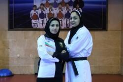 Iran's female taekwondoka leaves Wuxi early