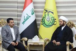 وزير الداخلية العراقي يؤكد على تنفيذ دعوات حصر السلاح بيد الدولة