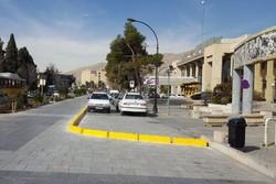 سرگیجه حافظ ازطراحی خیابانش/ شاید «قسم به شاخه نبات» افاقه کند