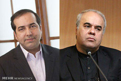 حسین انتظامی و محمد سلطانی فر