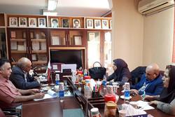 جلسه اتحادیه ناشران با سازمان تامین اجتماعی