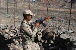 Drug smugglers kill Iranian border guard