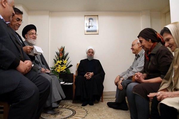 Iranian nation appreciate Armenian martyrs, their families' self-sacrifice