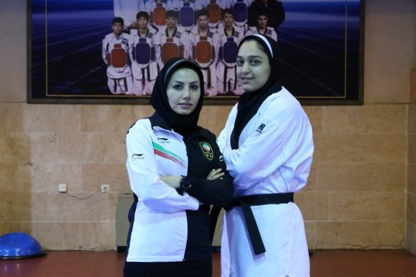 Iran's female taekwondoka leaves Wuxi early