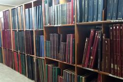 بخش نشریات کتابخانه دستغیب شیراز