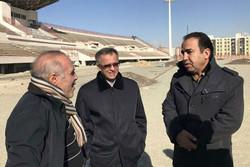 ورزشگاه فوتبال اسلامشهر تا پایان سال به بهره برداری می رسد