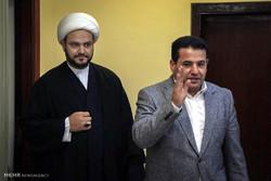 حضور وزیر کشور عراق در مقر مرکزی نُجَباء