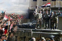 100 شخص يسلمون أنفسهم للسلطات السورية في محافظة حلب
