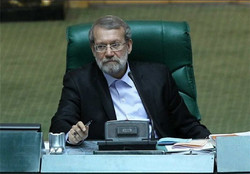 Larijani: Leniency toward Israel plot against Palestinians