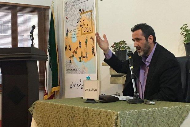 مراد من از ایرانشهری، خرد ایرانی است/ ایرانشهری؛ سنخ جدید تفکر