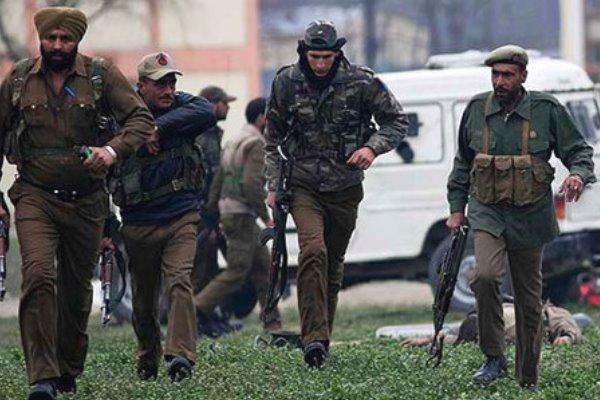 کشمیر میں2 علیحدگی پسند ہلاک