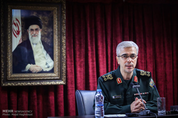 Iran won't allow terrorists' presence near its borders