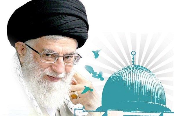 ماذا قال قائد  الثورة الاسلامية عن القدس؟! / فيديو