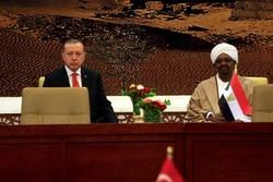 همکاری امنیتی و نظامی ترکیه و سودان
