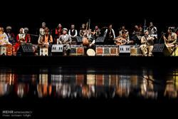 کنسرت گروه موسیقی سازینه