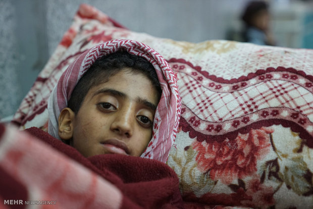Fotoğraf: Savaş çocukları